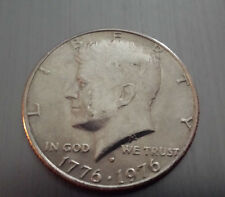 "COIN AUCTION:  Kennedy Half Dollar 1776-1976 ""D""  - starting at $0.01"