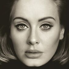 ADELE 25 CD ALBUM (Released November 20th  2015)