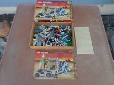 Lego Egypt 5958 Mummy's Tomb Adventure Box & Manual
