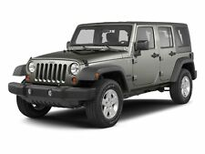 Jeep : Wrangler Unlimited Sahara Sport Utility 4-Door