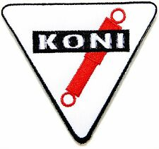 KONI Sport Rear Front Shock Logo Racing Patch Sew Iron on T-shirt Cap Badge Sign