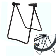 Bike HUB Folding Display Repair Stand T Floor Storage Rack Bicycle Portable