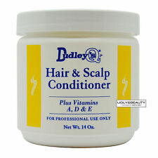 Dudley's Hair & Scalp Conditioner Plus Vitamins A, D & E Net. Wt. 14 Oz
