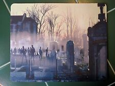 The Walking Dead ZOmBies AMC Anti slip COMPUTER MOUSE PAD 9 X 7inch rick Grimes