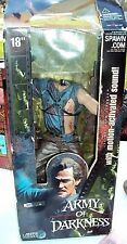 """MCFARLANE 18"""" ASH ARMY OF DARKNESS Evil Dead Bruce Campbell Toy Maniacs"""