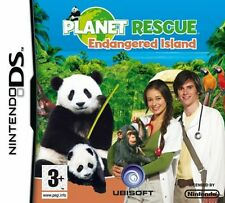 Planet Rescue Endangered Island Nintendo NDS DS DSi XL Brand New