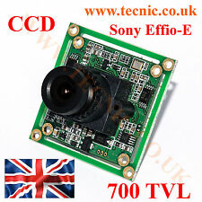 FPV Camera Genuine Sony 700 TVL Effio-E DSP 960H WDR CCD IR Blocked