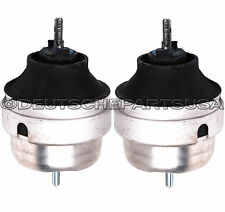 AUDI A4 A4 QUATTRO 2.8 V6 HYDRO Engine Motor Mount Mounts 8D0199379K SET of 2