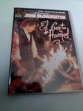 """DVD """"EL CUENTO DE HAECKEL"""" MASTERS OF HORROR JOHN McNAUGHTON CLIVE BARKER"""