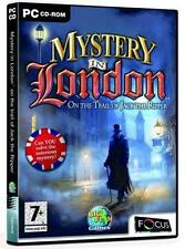 Mystery in London: On the trail of Jack the Ripper (PC CD), Very Good Windows 7,