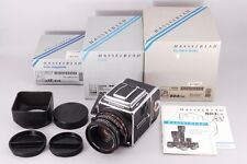 NEAR MINT Hasselblad 503CXi CF T* Planar 80mm 2.8 Lens A12 II Magazine frm Japan