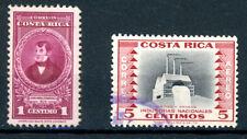 Costa Rica_1946-1954 Mi.Nr. n.b Konglomerat