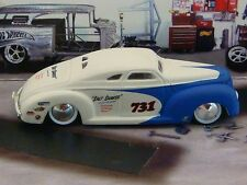 Vintage Racing 1940 40 Ford Coupe Salt Flats Racer 1/64 Scale Limited Edition V