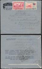 Malaya Kedah uprated Aerogramme Cover to India 1962. Alor Setar. Malaysia