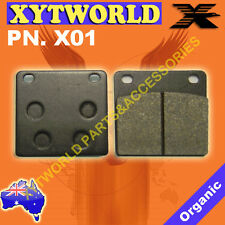 REAR Brake Pads for Kawasaki Z 1000 1977-1982