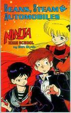 Ninja High School: Beans, Steam & Automobiles (Ben Dunn) (TPB, USA 1991)