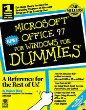 Microsoft Office 97 for Windows for Dummies, Wallace Wang, Roger C. Parker