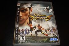 Virtua Fighter 5 VF5 for Playstation 3 PS3: (USED, but very good condition)
