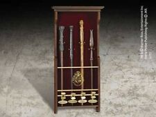 Harry Potter Wands - 4 wand display. Display your wand collection in style.