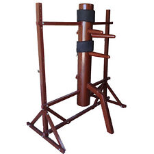 Brand New Traditional Wing Chun Wooden Dummy with Free Standing Frame