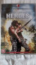 HEROES SHED NO TEARS DVD JOHN WOO CINE-ASIA / HONG KONG LEGENDS NEW & SEALED