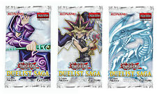 2 X YUGIOH! DUELIST SAGA SINGLE BOOSTER PACKS  PRE- SALE OUT 30/03/17