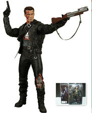 "T-800 Steel Mill 18 cm/ action figure 7"" Terminator 2 in blister Neca"