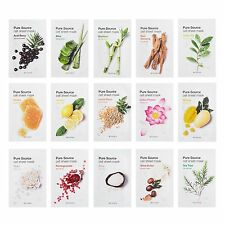 MISSHA Pure Source Cell Sheet Mask Mixed 10 Sheets