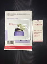"CLARINS ""MULTI-ACTIVE JOUR SPF 20"" DAY CREAM 0.1 OZ., 5 ML. SAMPLE"
