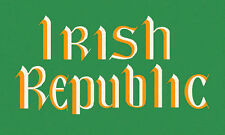 IRISH REPUBLIC 1916 FLAG - 5 X 3FT IRISH REPUBLICAN EASTER RISING REBEL EIRE IE