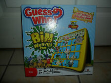 GUESS WHO? BIN WEEVILS.COM EXCELLENT CONDITION ONLY PLAYED WITH ONCE 3years+