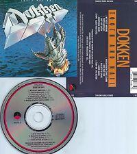 DOKKEN-TOOTH AND NAIL-1984-USA-ELEKTRA / ASYLUM RECORDS  60376-2-CD-NEW-