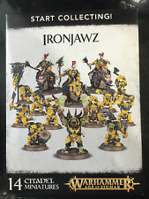 Warhammer Age of Sigmar Fantasy Start Collecting Ironjawz Orruks Orcs