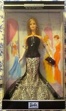 2001 Society Girl Barbie Doll, Silver Label, NRFB & Stunning!