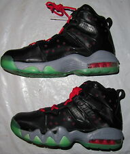 Nike Air Max Barkley GS Black 488245-006 Youth Basketball Shoes Size 6Y