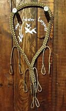 Duck / Goose / Predator Call Paracord Lanyard Desert Camo/Coyote Brown Hand Made