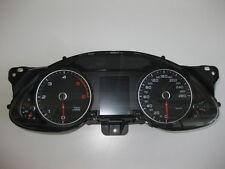 Audi A4 8K TDI Diesel FIS Low KI Tacho Cluster Kombiinstrument 8K0920901A T109