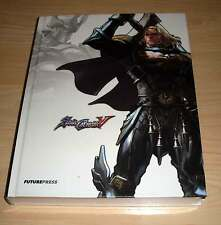 Soul Calibur V 5  The Official Guide ( Spieleberater Lösungsbuch ) - Neu OVP