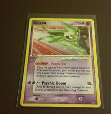 Espeon Gold Star POP Series 5 Pokemon Card See Pictures!