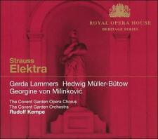 Strauss: Elektra (CD, Oct-2006, 2 Discs, Royal Opera House Heritage Series)