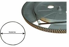 Turntable Drive Rubber Belt 0.5mm Thick by 5mm wide size 175mm diameter