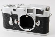 【AB- Exc】 Leica M3 SS Single Stroke Rangefinder 35mm Film Camera From JAPAN#1933
