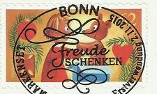 Freude schenken - aus  Markenset selbstkl.- EVST Bonn - Mi.-Nr.:  3187