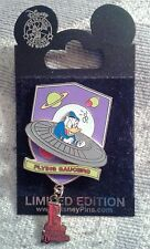 FLYING SAUCERS Donald Duck E Ticket Disney Pins Ride Disneyland DLR LE 2006 AP
