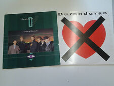 "Set of 2 x Duran Duran 12"" Vinyl - Union of the Snake / I Don't Want Your Love"