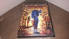 Night at the Museum (DVD - Widescreen) - Ben Stiller - New and Factory Sealed!