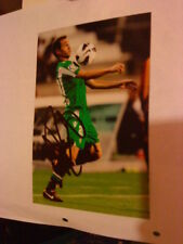 IGNACIO NACHO PEREZ SANTAMARIA REAL BETIS HAND SIGNED PHOTO 6x4 SPAIN AUTOGRAPH
