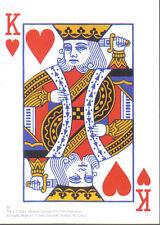 X FILES SEASON 4-5 DEATH CARD D2 KING