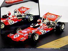 MARCH 701 STP GERMAN GP 1970 JO SIFFERT QUARTZO Q4103 1:43