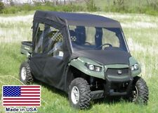 Full Cab Enclosure for John Deere XUV 550 S4 - Vinyl Windshield, Doors, Roof etc